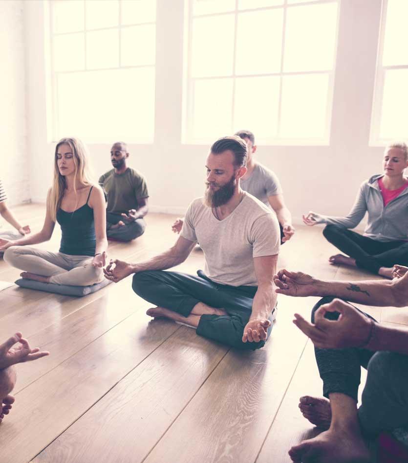 achtsame meditation workshop