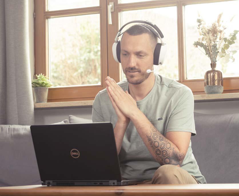 online meditation mbsr